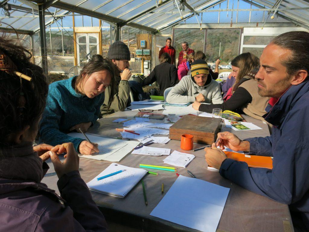Réaliser SON design de permaculture !! Vals de Drôme (26) @ Vals de Drôme (26)
