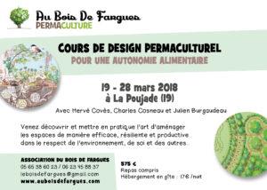 Cours de Design permaculturel à La Poujade, Altillac (19) @ La Poujade | Altillac | Nouvelle-Aquitaine | France