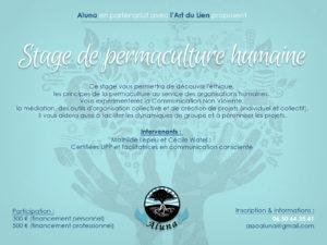 Stage de permaculture humaine à Issé @ Eco-hameau du Ruisseau/Maison autonome  | Issé | Pays de la Loire | France
