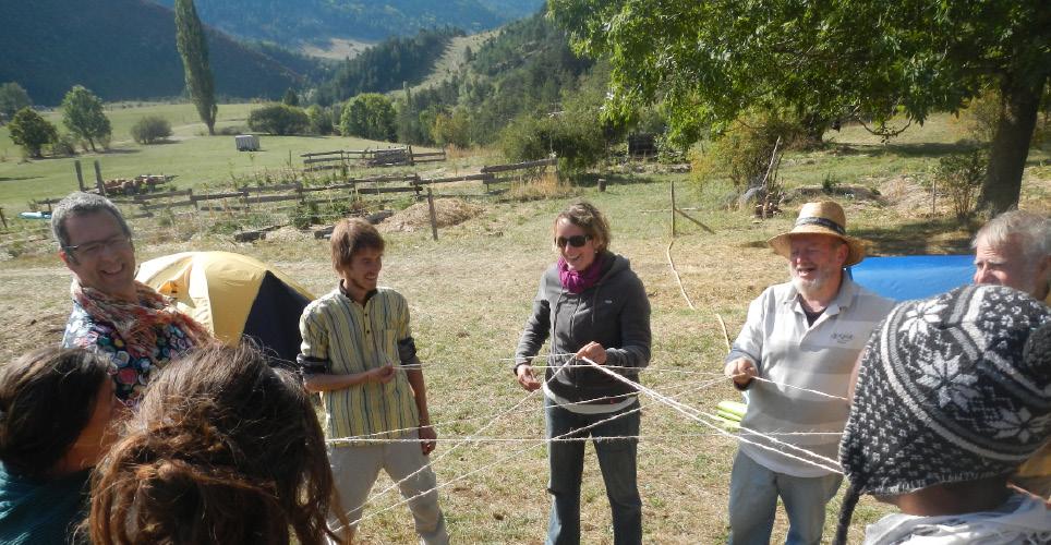 Initiation à la Permaculture à Bren (26) @ Bois de Mikinac | Bren | Auvergne-Rhône-Alpes | France