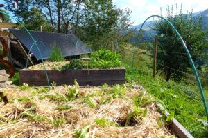 Initiation à la Permaculture dans le Cantal @ Agroéco Logis & compagnie