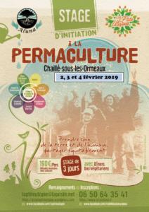 Initiation à la permaculture @ Chaillé-sous-les-Ormeaux (Vendée)