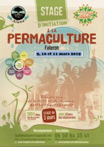 Initiation à la permaculture @ Falleron (Vendée)