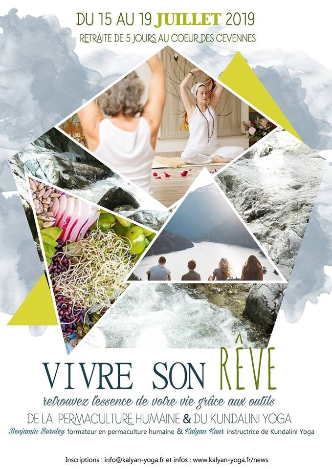 retraite VIVRE SON REVE @ Gite de Lascoutch (Cevennes)