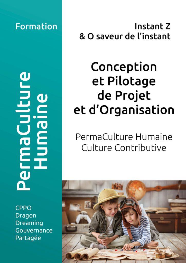 Conception et pilotage de projet et d'organisationpour une culture contributive à l'Ecolieu Ô Saveur de l'Instant @ Ecolieu Ô Saveur de l'Instant