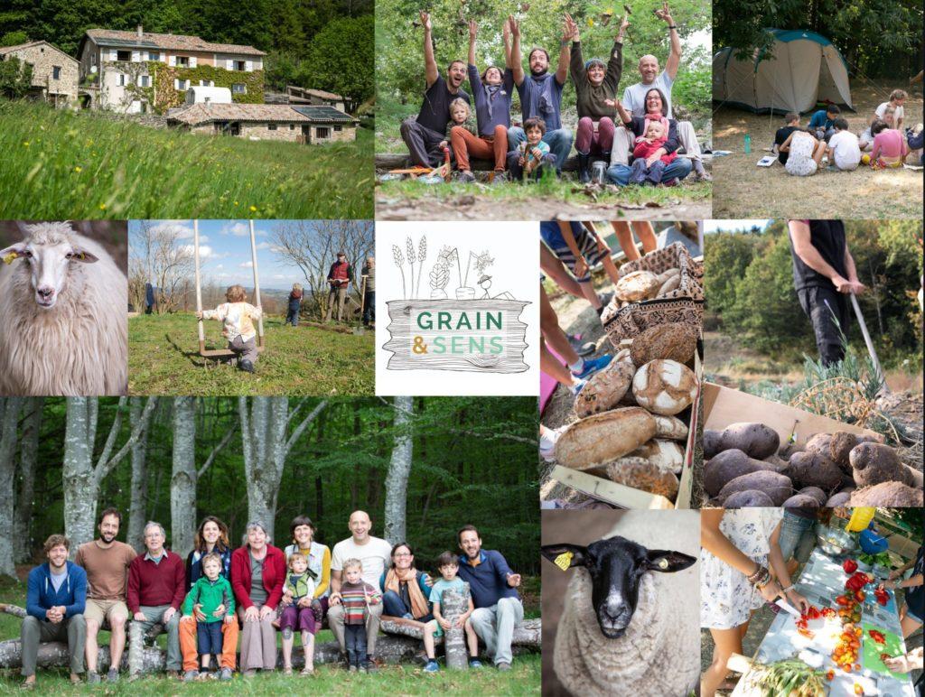 Introduction à la permaculture + cours de design en permaculture en Ardèche @ 0asis Grain&Sens,