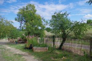 Initiation à la permaculture dans le Gers