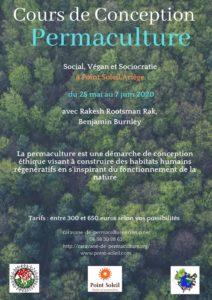 CCP social et vegan, en Ariège - En anglais, avec traduction @ Point Soleil