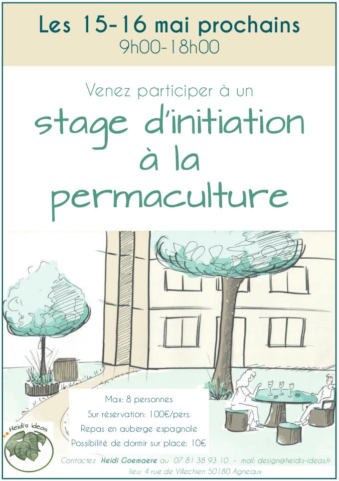 Initiation à la permaculture dans la Manche